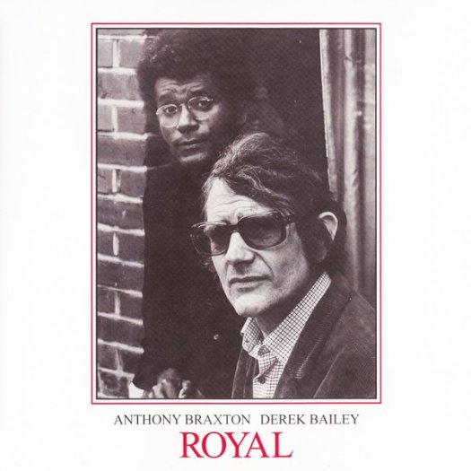 ANTHONY BRAXTON & DEREK BAILEY / Royal (2LP)