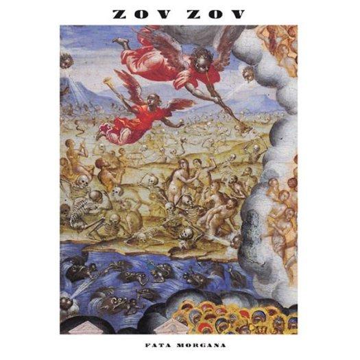 ZOV ZOV / Fata Morgana (LP+7