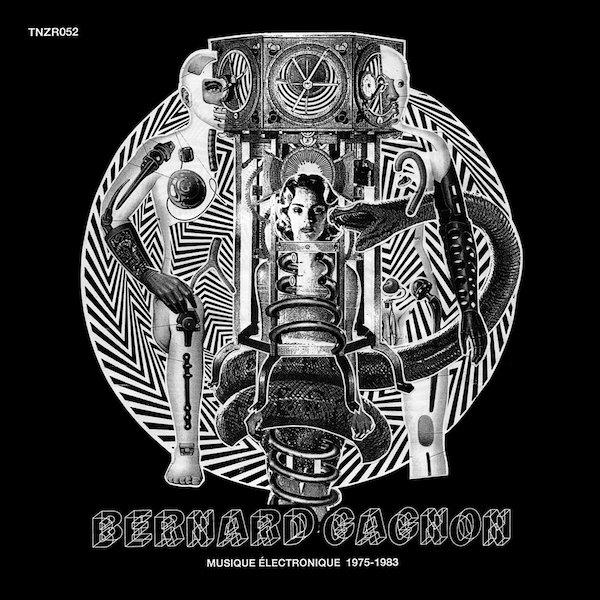 BERNARD GAGNON / Musique Électronique (1975-1983) (LP)
