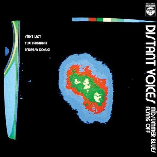 STEVE LACY, YUJI TAKAHASHI, TAKEHISA KOSUGI / Distant Voices (LP)