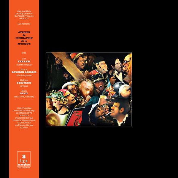 LUC FERRARI / Atelier De Libération De La Musique (LP)