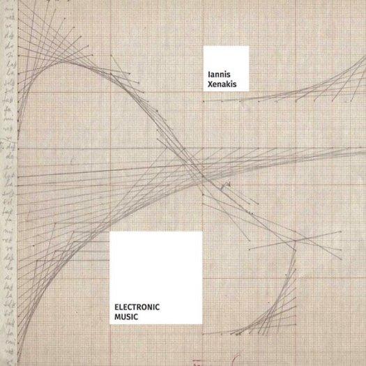 IANNIS XENAKIS / Electronic Music (LP)