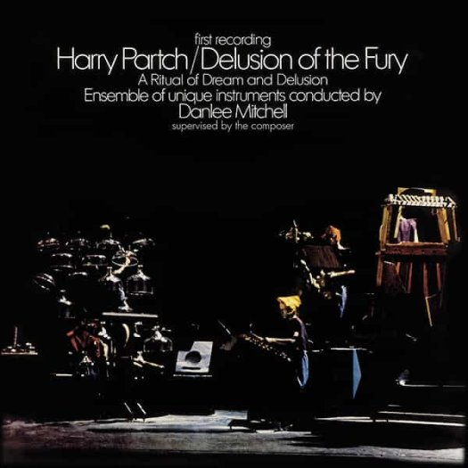 HARRY PARTCH / Delusion Of The Fury (2LP)