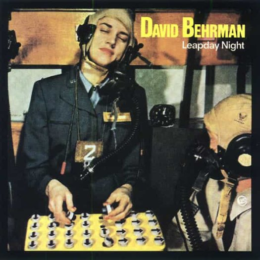 DAVID BEHRMAN / Leapday Night (CD)
