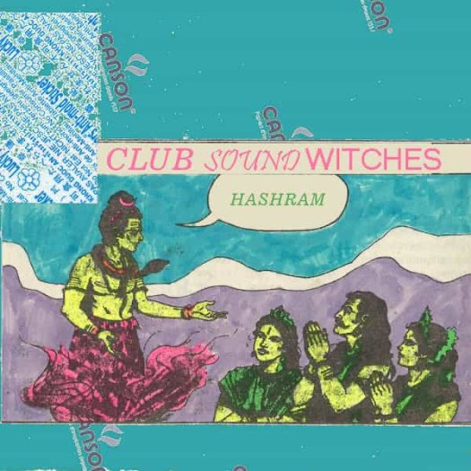 CLUB SOUND WITCHES / Hashram (Cassette)
