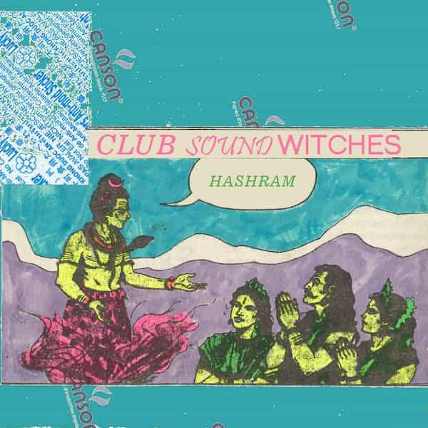 CLUB SOUND WITCHES / Hashram (Cassette)