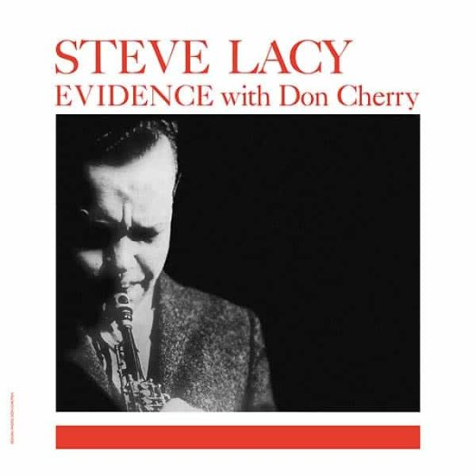 STEVE LACY WITH DON CHERRY / Evidence (LP)
