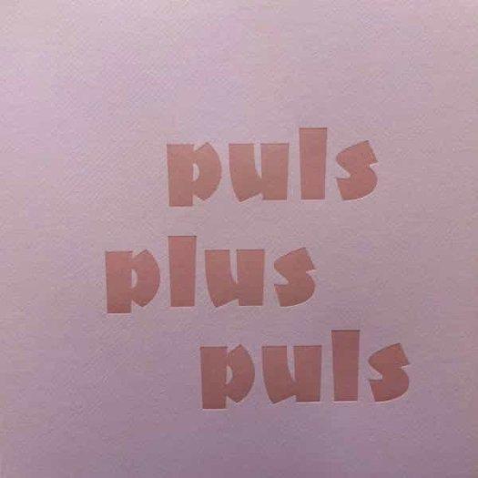 SVEN-ÅKE JOHANSSON & JAN JELINEK / Puls-Plus-Puls (LP)