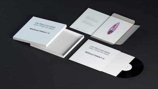 DIE TODLICHE DORIS / Das Typische Ding - REENACTMENT (I) (LP Box)