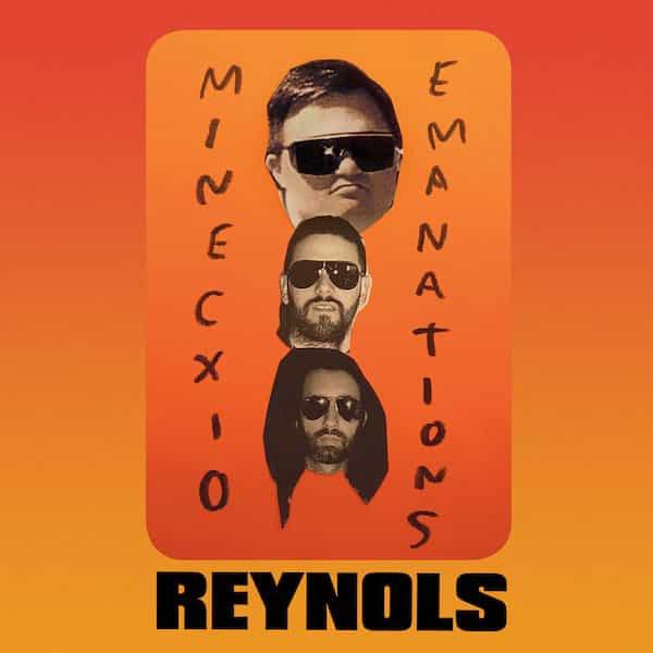 REYNOLS / Minecxio Emanations 1993-2018 (6xCD/1xDVD box-set)