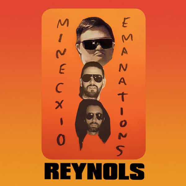 REYNOLS / Minecxio Emanations 1993​-​2018 (6xCD/1xDVD box-set)