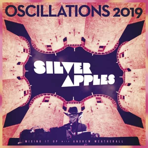 SILVER APPLES / Oscillations (12 inch)