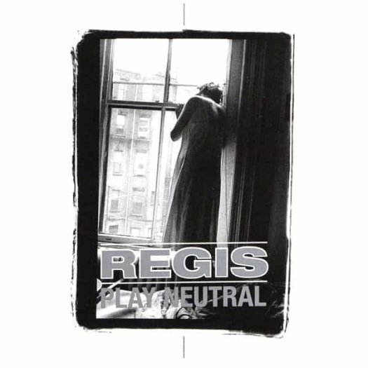 REGIS / Play Neutral (Cassette)