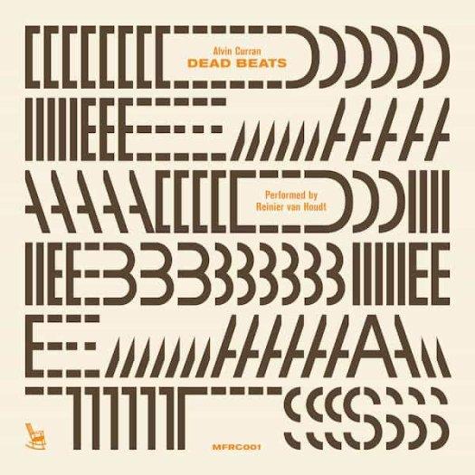 ALVIN CURRAN & REINIER VAN HOUDT / Dead Beats (2CD)
