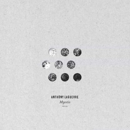 ANTHONY LAGUERRE / Myotis (LP+CD)
