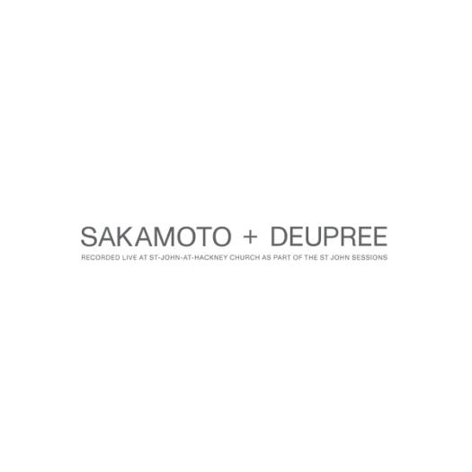 RYUICHI SAKAMOTO + TAYLOR DEUPREE / Live In London (2LP)