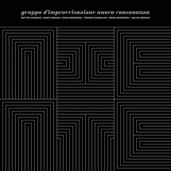 GRUPPO DI IMPROVVISAZIONE NUOVA CONSONANZA / Niente (LP)