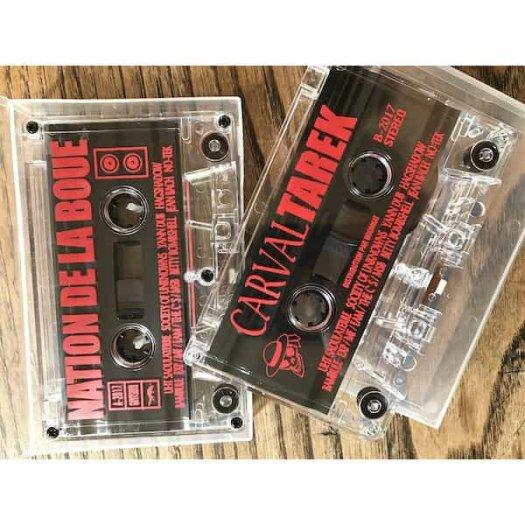 CARVAL, TAREK / Nation De La Boue (Cassette)