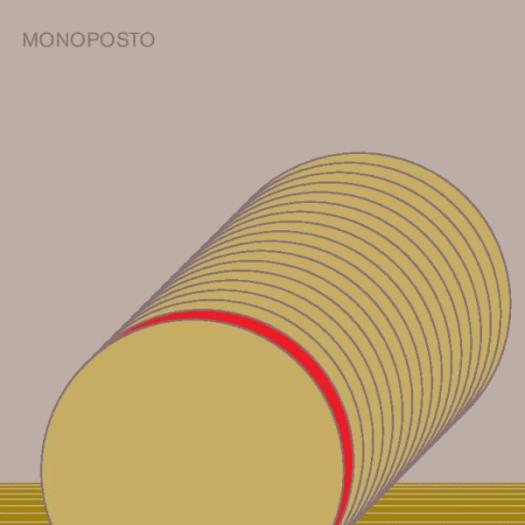 ASMUS TIETCHENS + CV LIQUIDSKY / Monoposto (CD)