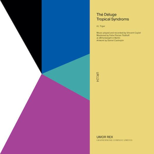 THE DELUGE / Tropical Syndroms (Cassette)