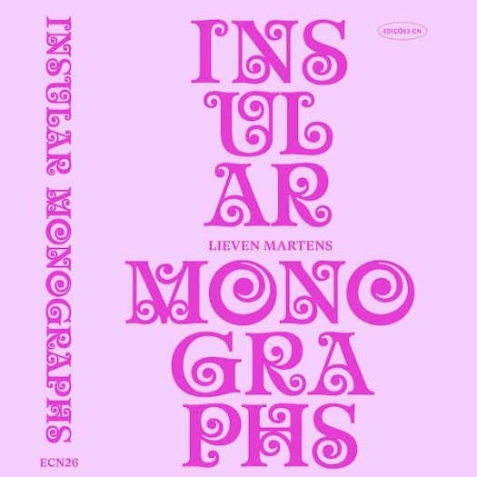LIEVEN MARTENS, DOLPHINS INTO THE FUTURE / Insular Monographs (Cassette)