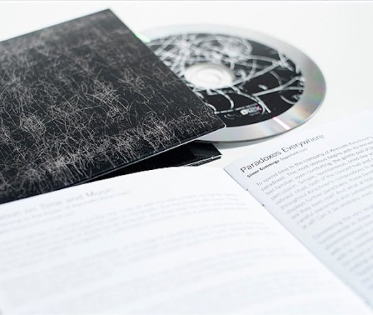 KENNETH KIRSCHNER / Compressions & Rarefactions (CD+DL)