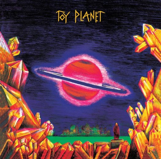 IRMIN SCHMIDT & BRUNO SPOERRI / Toy Planet (LP)