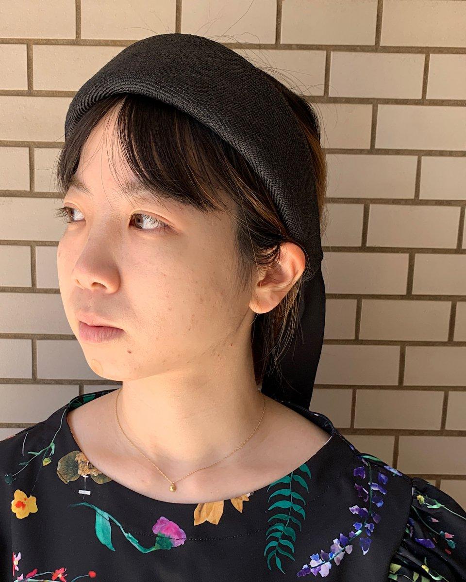 Shinonagumo 大人のカチューシャ「Elizabet」の写真