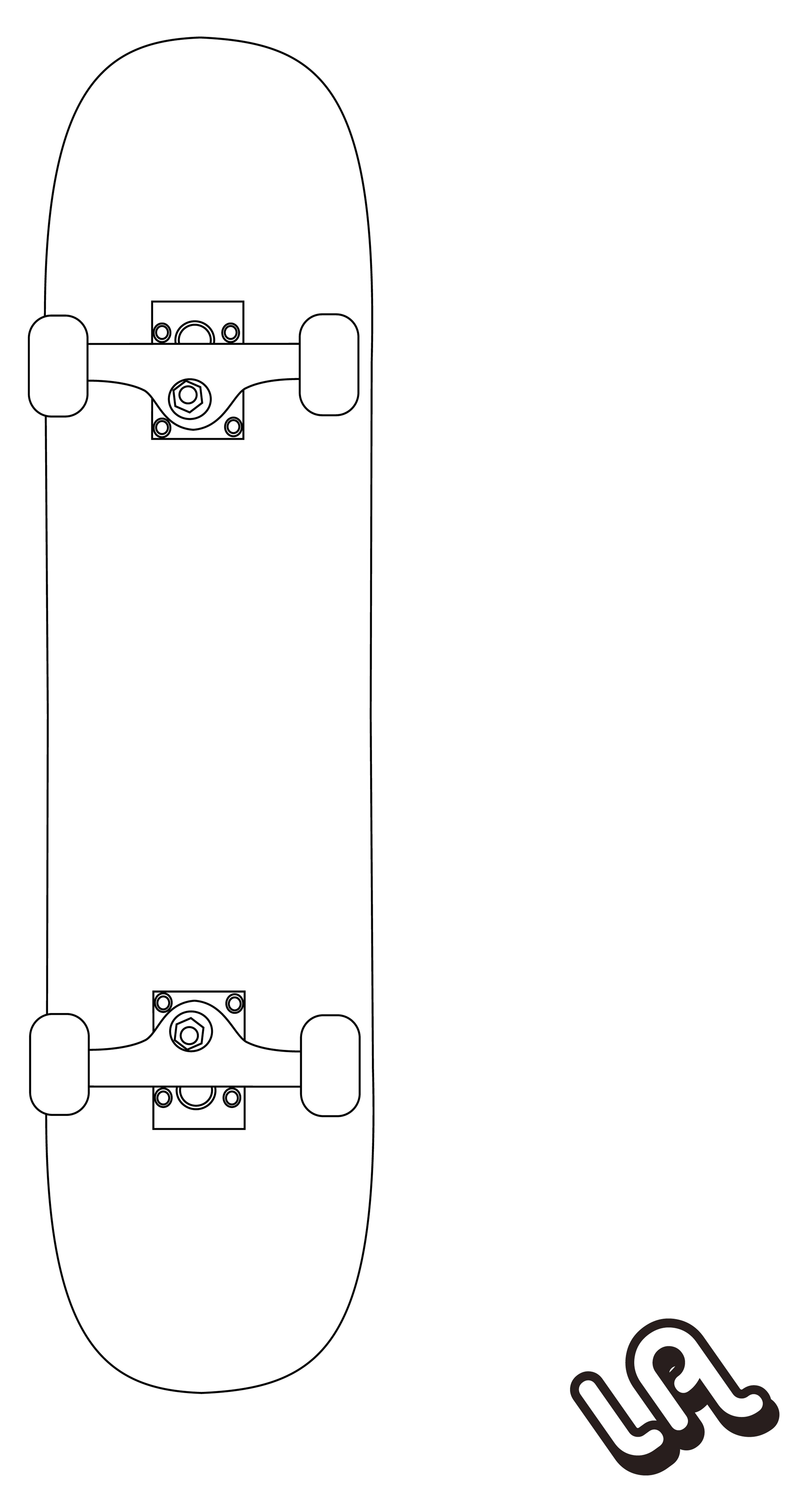 Skateboard Vector By Luther On Deviantart