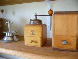 VINTAGE ARMIN TROSSER COFFEE GRINDER