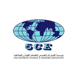 Five Continents 5CE logo