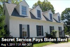 Biden's $2,200 a month cottage