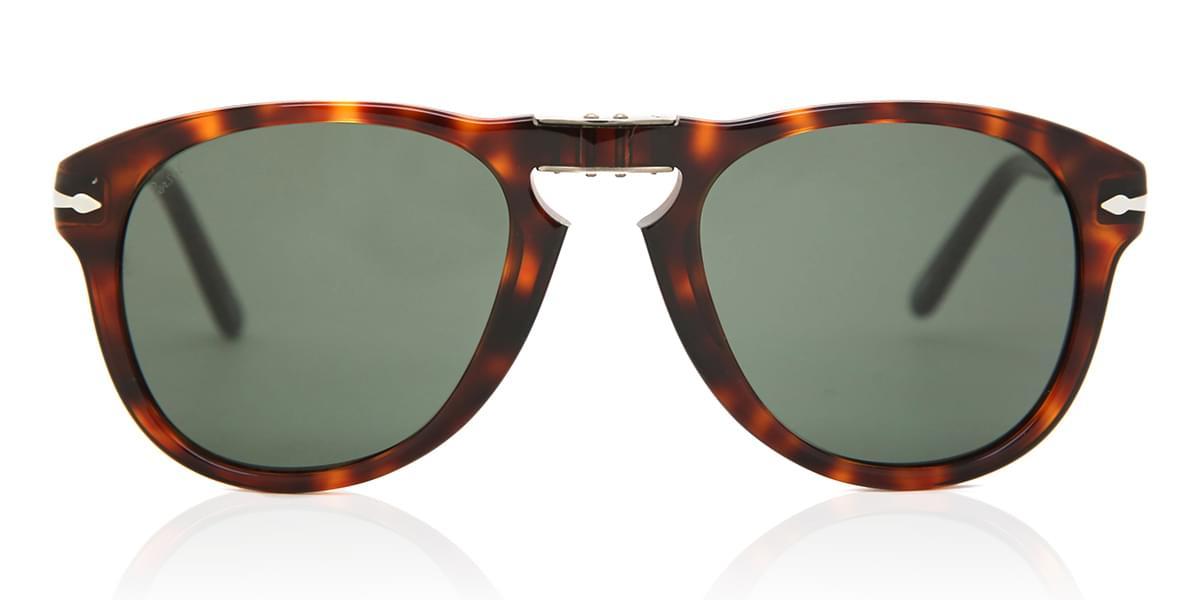 Persol PO0714 Folding 24/31 Sunglasses Havana   SmartBuyGlasses Singapore