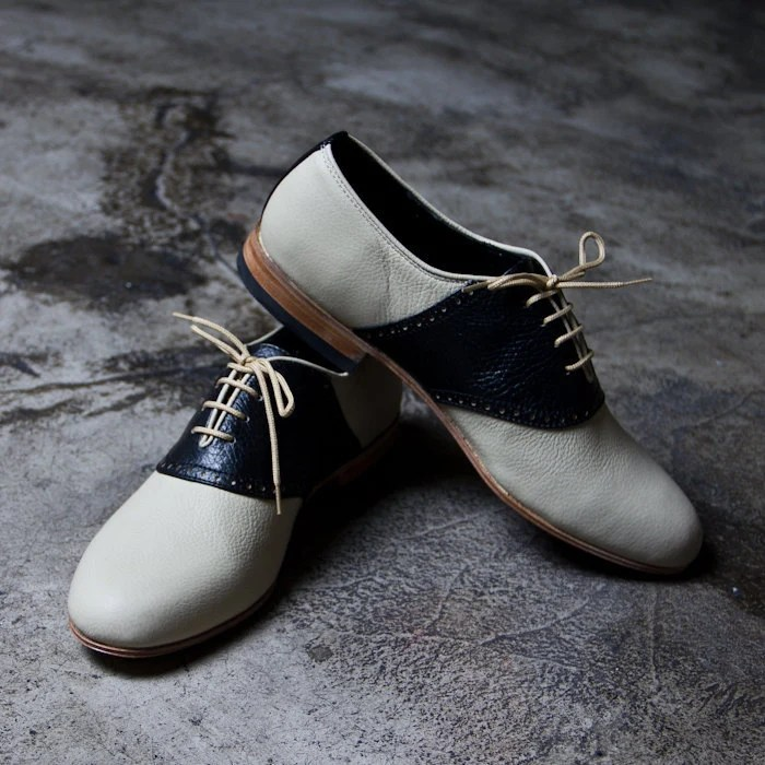 Saddle Shoes from goodbyefolk