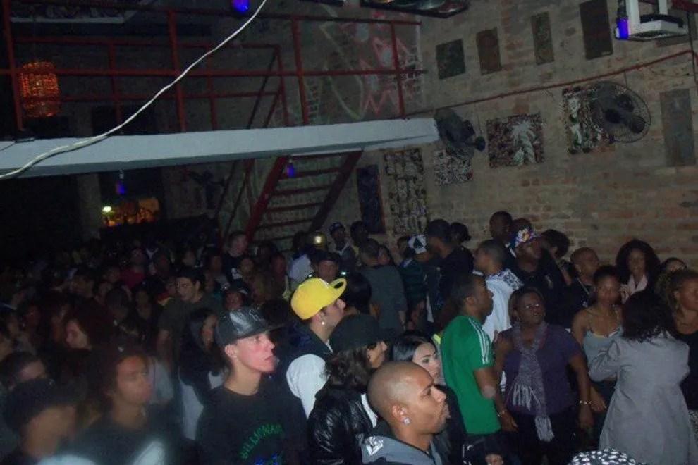 Janeiro Party Nightlife De Rio