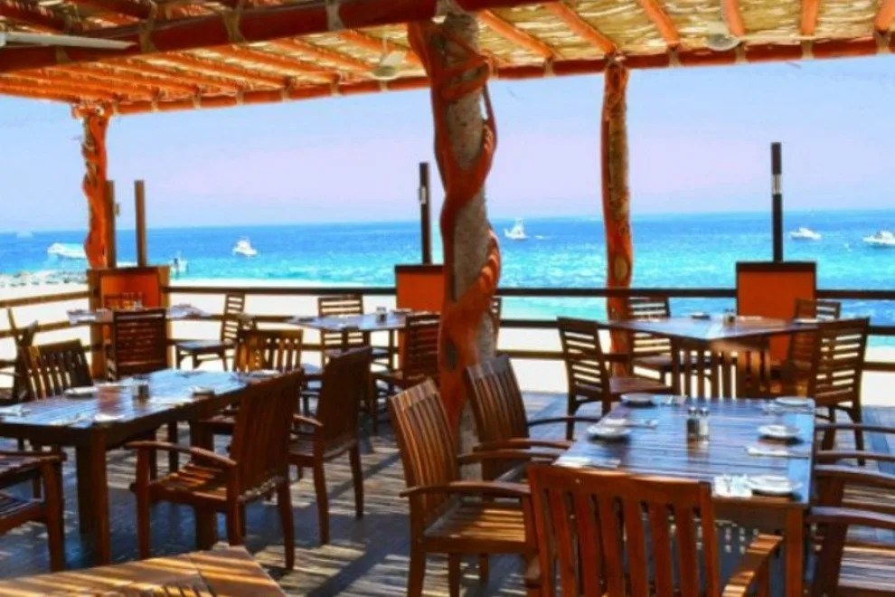 Beach Bars Nightlife In Cabo San Lucas