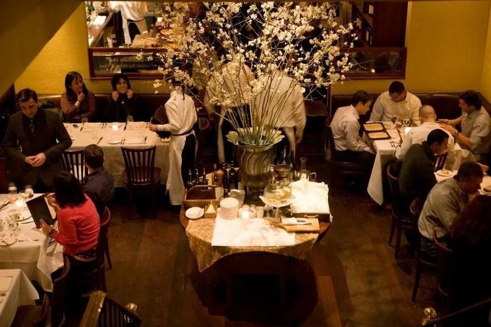Best Fish Restaurant New York