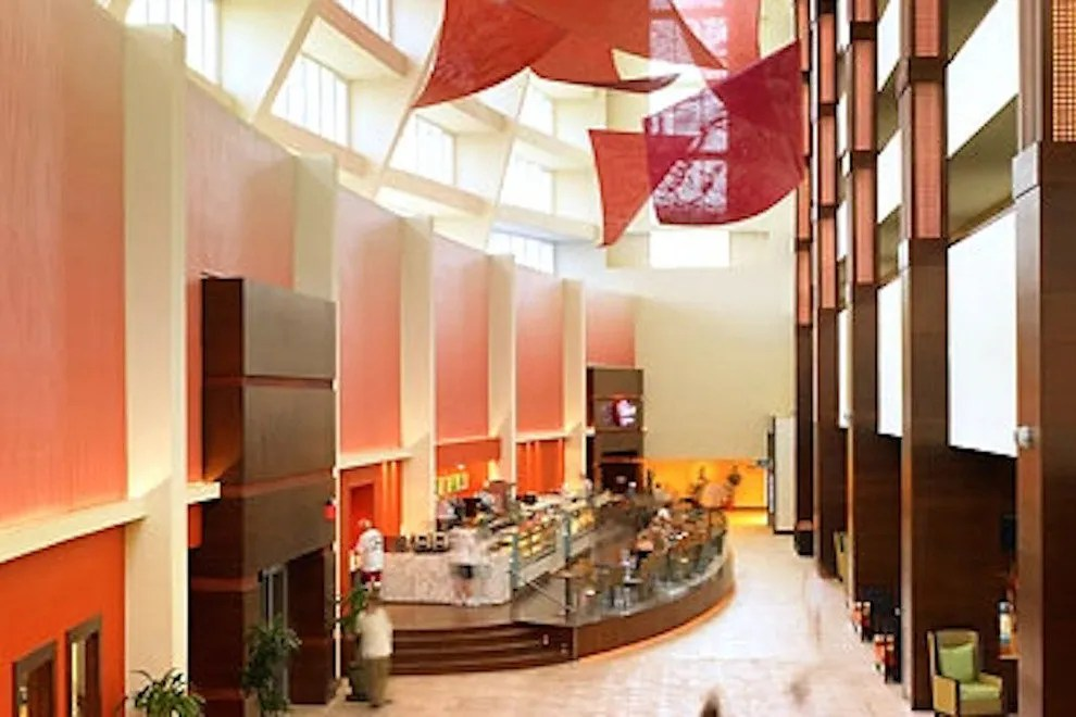 Aruba Marriott S Lobby Cafe Aruba Restaurants Review