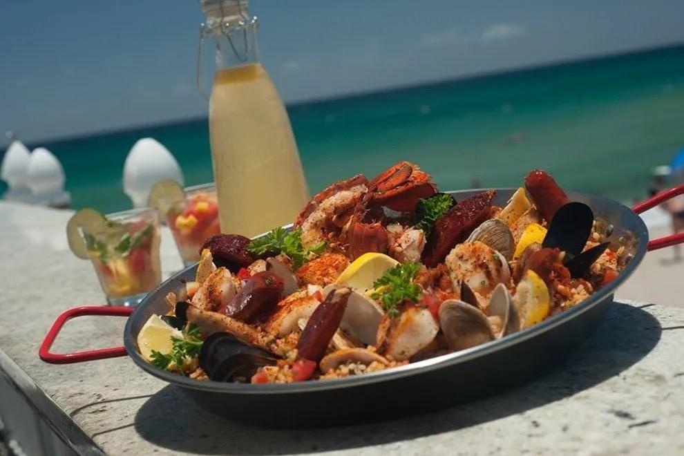 Seafood Palm Beach Bar