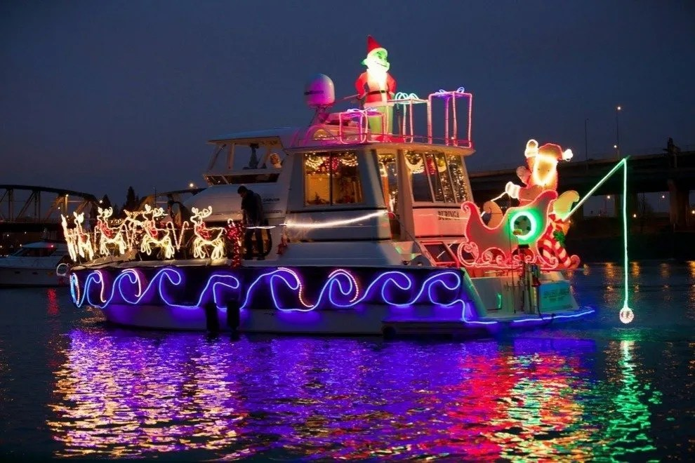 Christmas Ship Parade Portland Attractions Review 10Best Experts And Tourist Reviews