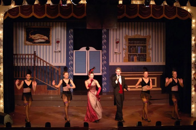 """A stage show at Diamond Tooth Gerties is a """"must"""" when visiting Dawson City in summer months"""