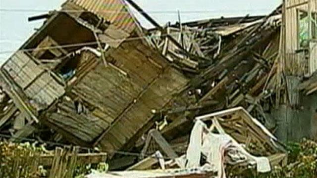Филиппины оказались на грани гуманитарной катастрофы