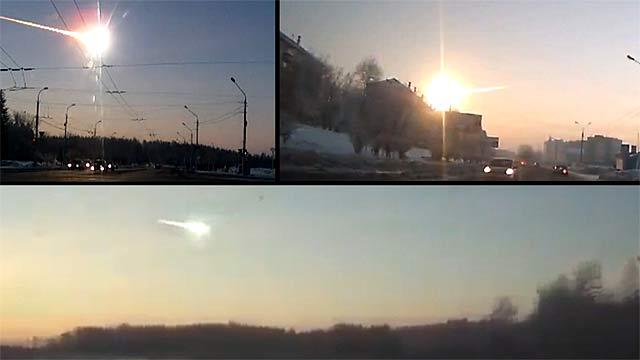 Челябинский метеорит. Семь дней спустя