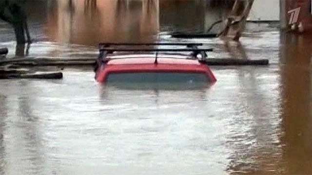 Проливные дожди на Балканах обернулись наводнением в нескольких странах