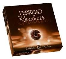 Ferrero Rondnoir Dark Chocolate Gift Box T12 120gr
