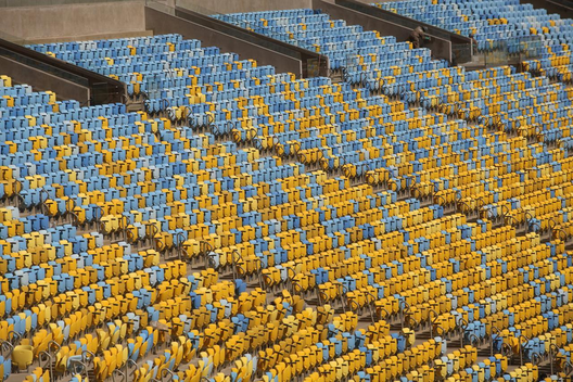 Maracanã. Imagem © Erica Ramalho