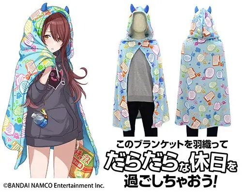 The Idolmaster: Shiny Colors Cape