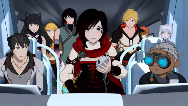 DC and Rooster Teeth Team Up for RWBY and gen:LOCK Comic