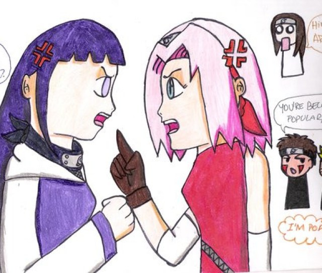 Will Naruto Pick Hinata Or Sakura At The End Of The Series Discus This Topic Here