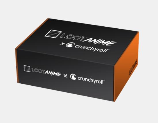 Loot Anime x Crunchyroll